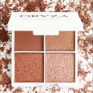 🦋6/$25 ORYZA Nude Shimmer & Contour Eyeshadow New